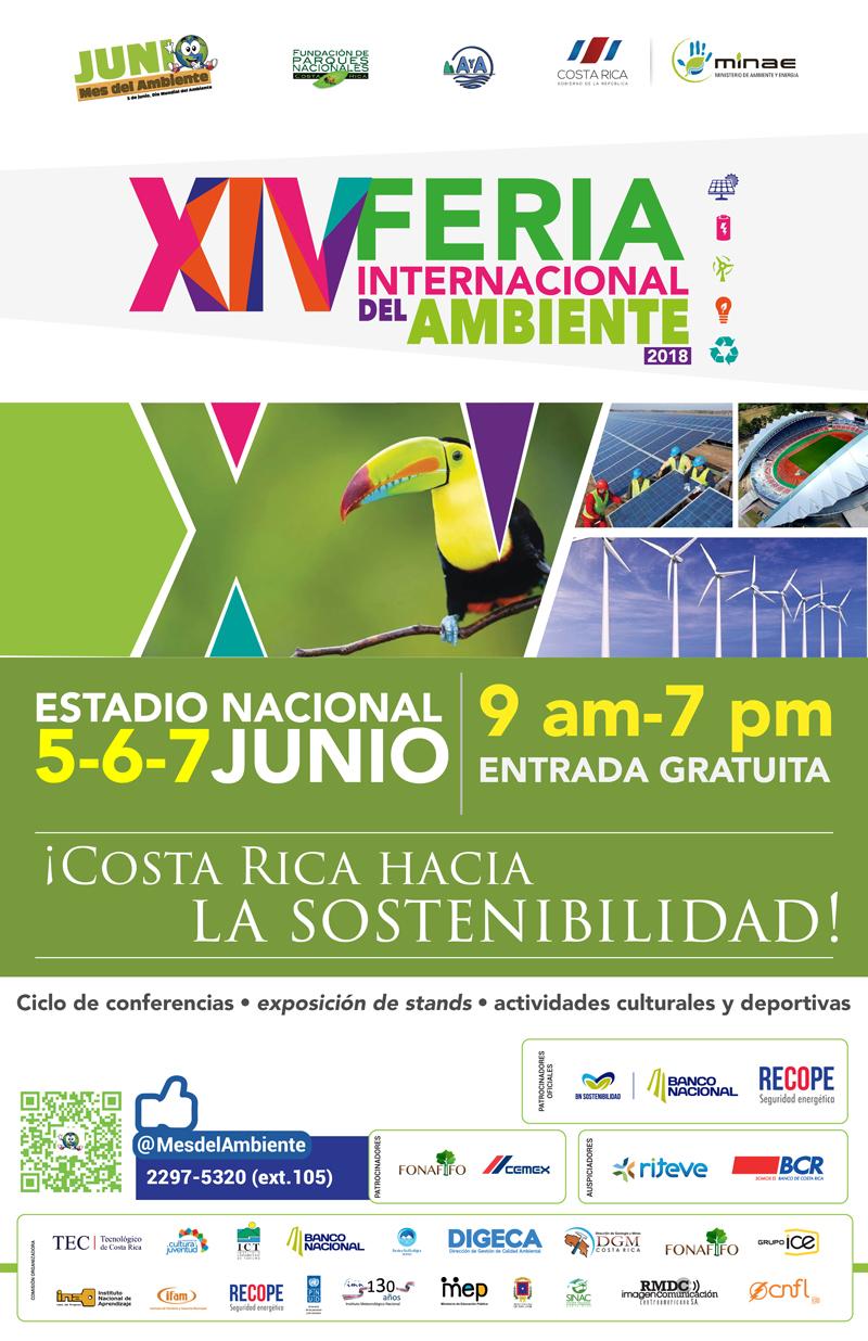 Xiv Feria Internacional Del Ambiente 2018